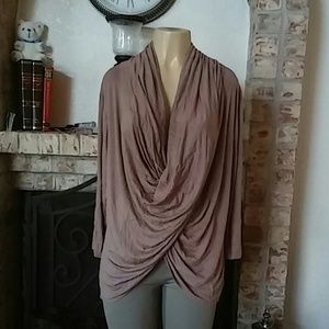 Olivia Moon Casual/Party Blouse